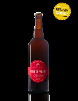 bière rouge artisanale
