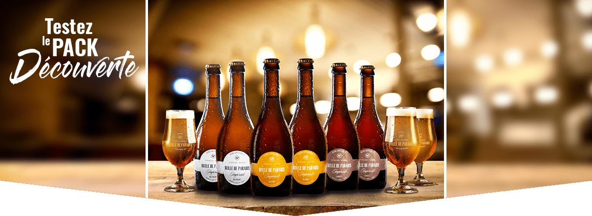 Coffret 6 bières artisanales